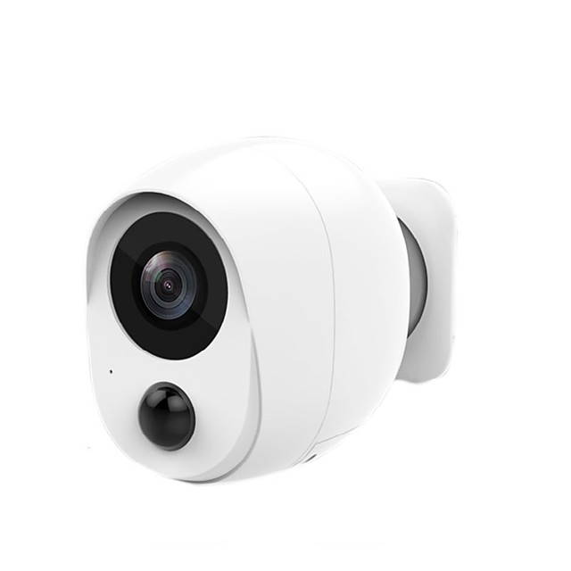 Wireless Rechargeable Battery Powered WiFi Camera Outdoor Security Camera with 2-Way Audio 1080P Home Surveillance Camera with Motion Detection Night Vision Cloud Storage/SD Slot