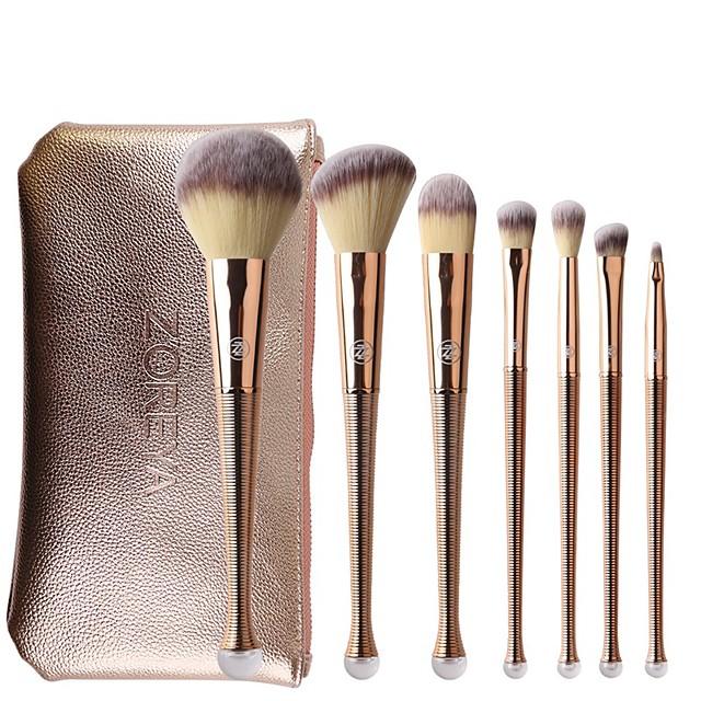 Professional Makeup Brushes 8pcs Creative Soft Plastic for Foundation Brush Eyeshadow Brush Makeup Brush Set