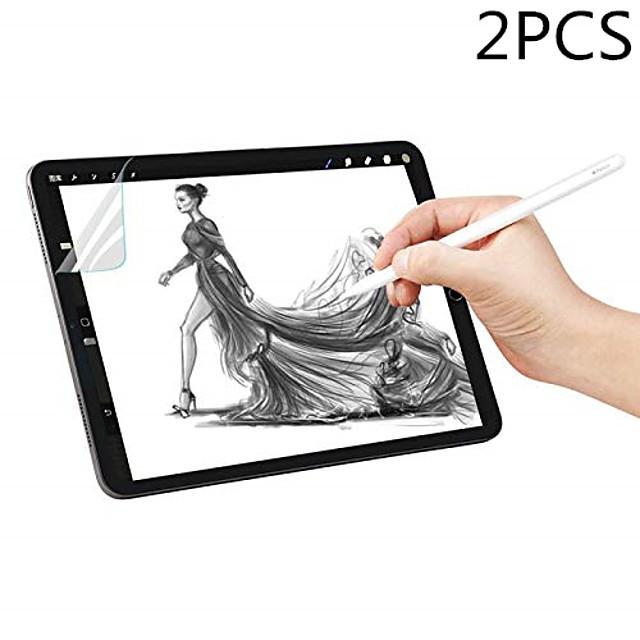 2pcs Paperlike Screen Protector for iPad 9.7 iPad Pro iPad Air Screen Protector Compatiable with Apple PencilAnti Glare Painting Screen Protector for iPad iPadmini