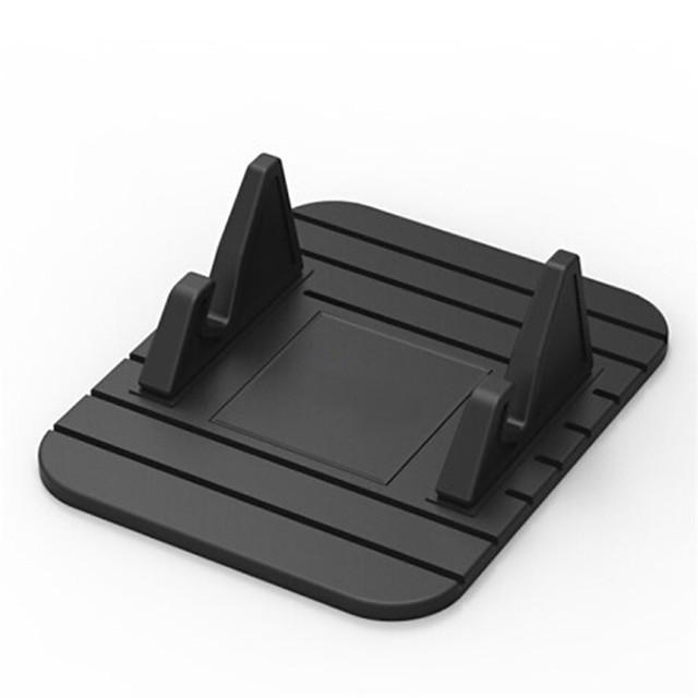 Car Phone Stand Holder Bracket Car Dashboard Non-slip Rubber Mat Pad Mount Holder For iPhone Samsung Xiaomi Mobile Phone Holder