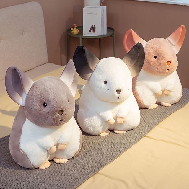 1 pcs Stuffed Animal Pillow Plush Doll Simulation Plush Toy Plush Toys Plush Dolls Stuffed Animal Plush Toy Mouse Cartoon Comfortable Realistic PP Plush Imaginative Play, Stocking, Great Birthday