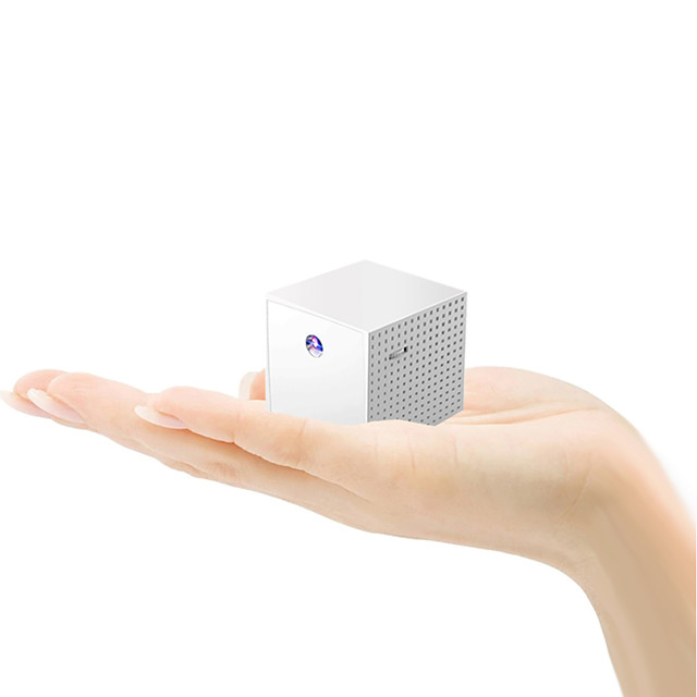 Mini Projector S201 2020 New DLP Projector Beamer Supported 1080P Home with HDMI VGA USB Home Theater Movie Video Player 3D Proyector