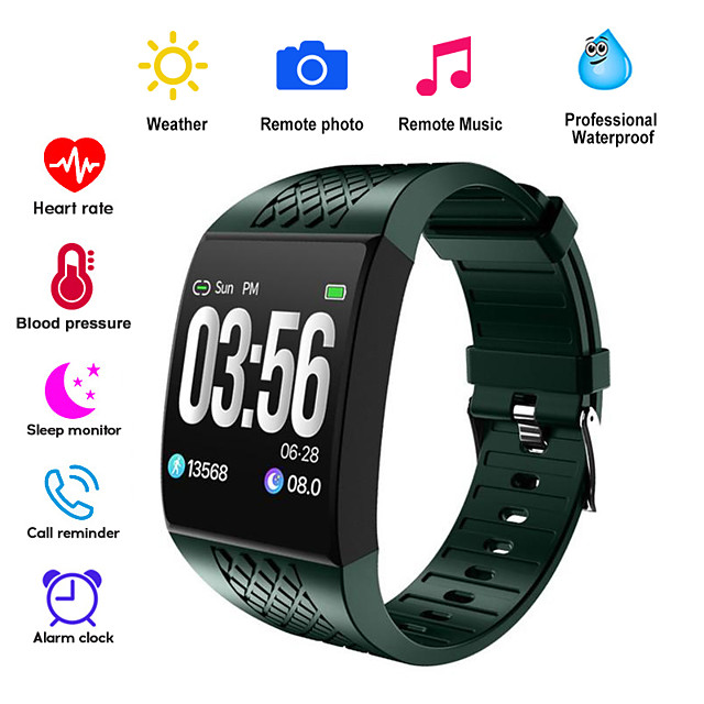 P16 Smart Wristbands Fitness Bracelet Tracker Remote Control Photo Music Smart Band Watch