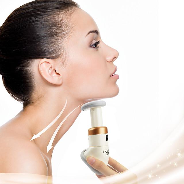 Double Chin Neck Massager Slimmer Neckline Jaw Exerciser V Face Reduce Wrinkle Remover Portable Body Trainer Tool