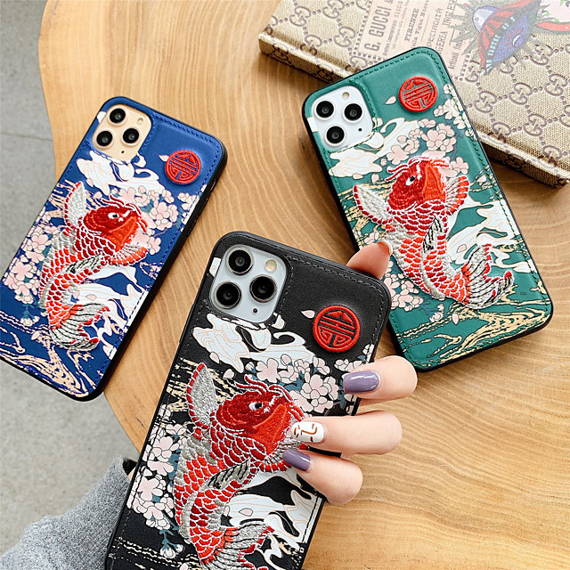 Hard PC Cartoon Protection Cover for Apple iPhone Case 11 Pro Max X XR XS Max 8 Plus 7 Plus SE(2020)