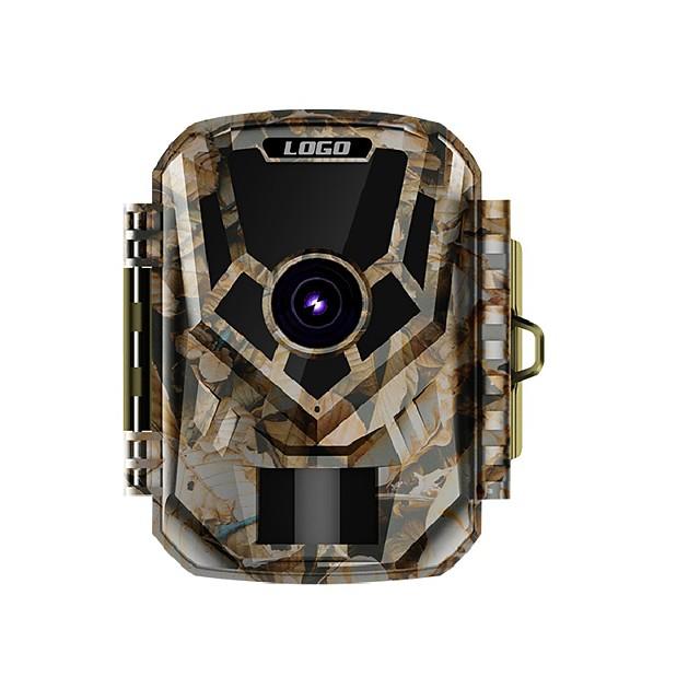 Outdoor Hunting Camera Hunting Wild Animals HD Waterproof Camera Monitoring Infrared Thermal Induction Night Vision