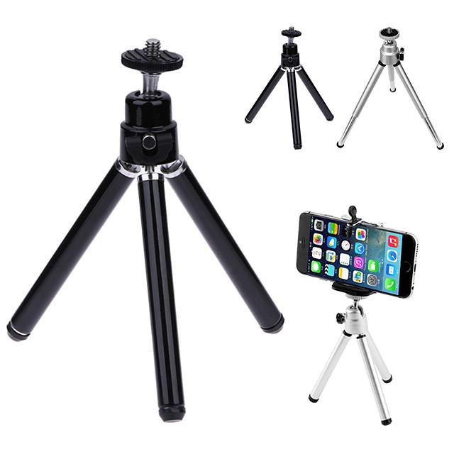 Portable Mini Mobile Phone Mini Flexible Tripod Tripod Monopod Selfie Stick Stabilizer Camera Stand For Lightweight Mini Camera