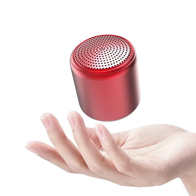 Macaron Mini Bluetooth Speaker Portable Soundbox Stereo Outdoor Loudspeaker for Phone Tablet Laptop