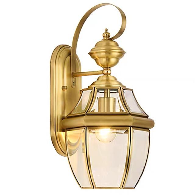QIHengZhaoMing Wall Lamps & Sconces Living Room / Bedroom Glass Wall Light 110-120V / 220-240V 5 W