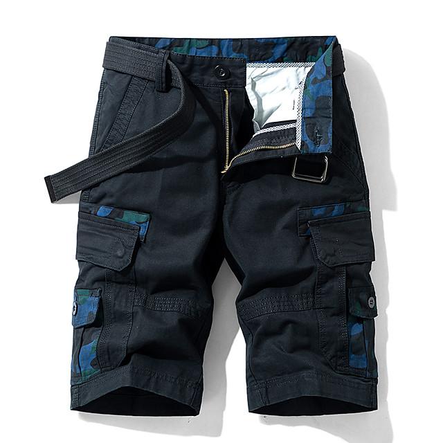 Men's Hiking Shorts Hiking Cargo Shorts Summer Outdoor 10