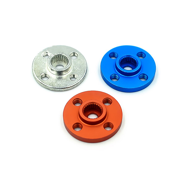 Small Disc 25T Standard Steering Machine General Metal Steering Wheel Robot Special MG995 MG996 Standard