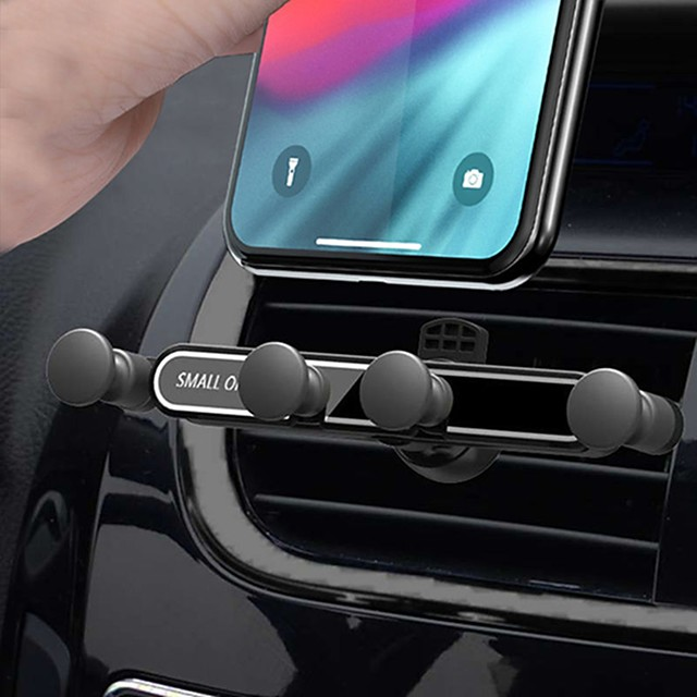 Phone Grip Car Phone Holder Phone Car invisible metal bracket outlet universal snap-mini phone holder bracket navigation   For almost all other mobile phones and GPS.
