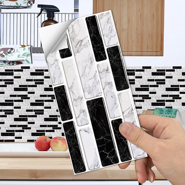 Floor Tile Waterproof And Antiskid Floor Household Wear-resistant Self-adhesive Wall Pvc Thickening