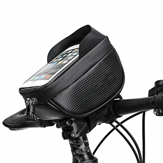 Bike Mount Stand Holder Bike Phone Mount Adjustable / New Design Textile / Silicone Holder