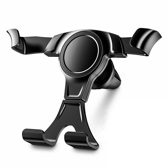 Universal Gravity Car Bracket Gravity Car Mobile Phone Holder Car Air Vent  Mount For Smart Phone Accessories For Huawei Xiaomi onePlus iPhone Samsung