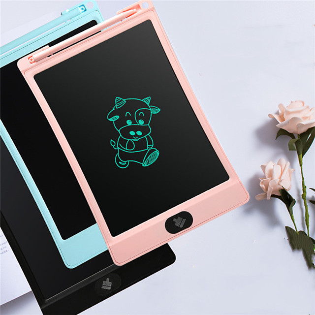 Writing Tablet Doodle Board LCD Electronic Doodle Pads Drawing Board Creative ABS Colorful with Lock Screen Function Kids Adults Boys and Girls for Birthday Gifts or Party Favors
