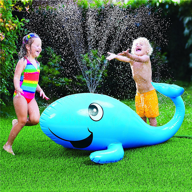 Inflatable Ride-on Inflatable Pool PVC(PolyVinyl Chloride) Summer Dolphin Pool Kid's