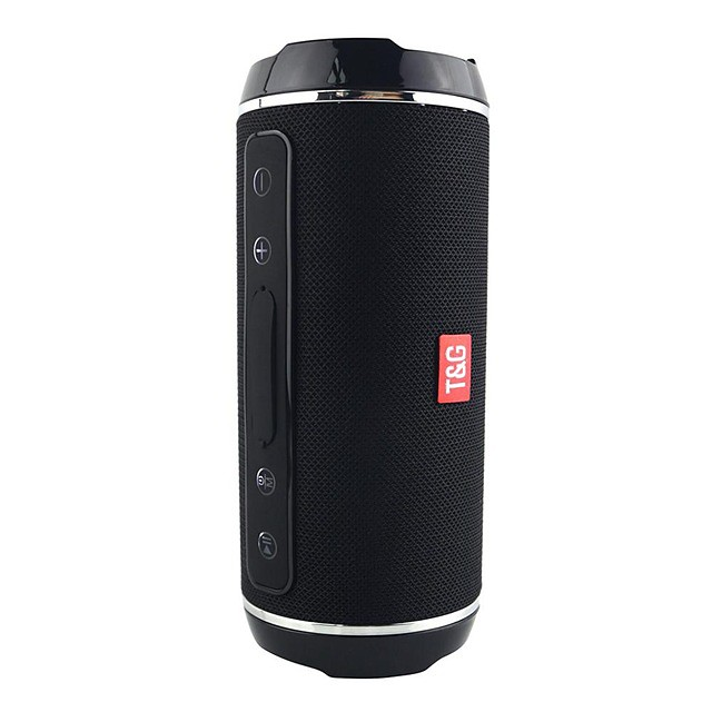 TG116 Waterproof Bluetooth Speaker Wireless Portable Speaker Radio Stereo Bass Music Column Loudspeaker Support USB/FM/TF/AUX