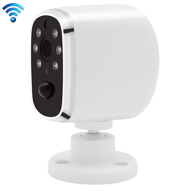 720P Smart Camera Infrared Night Vision PIR Detection Low Power Indoor Home Wifi Remote Monitoring Voice Intercom Camera