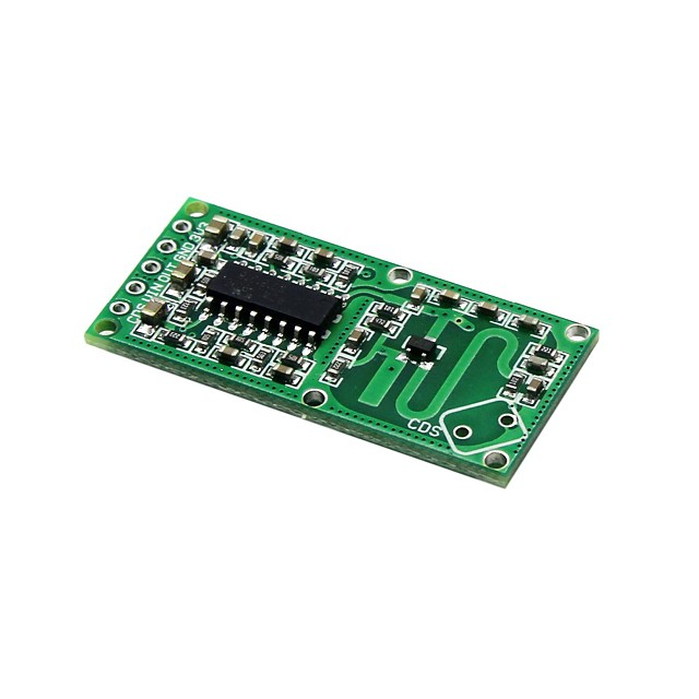 Human Body Induction Module RCWL-0516 Microwave Radar Inductive Switch Module Intelligent Sensing Detector