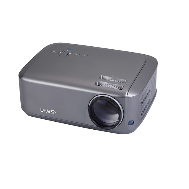 U68 Pro Full Hd Led Projector 4k 3600 Lumens Hdmi Usb 1080p Portable Cinema Proyector Beamer With Mysterious Gift