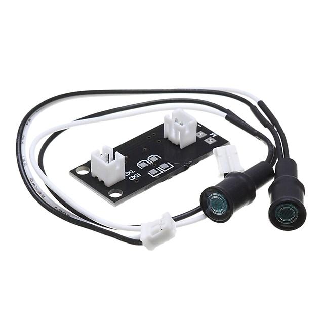 Dc 5-5.5V Single Centerline Light Source Sensor Tracking Solar Panel Sensor Tracking Module Probe