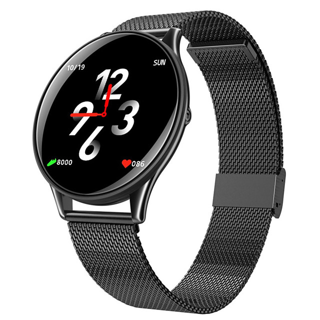 SN58 Smart Watch Men IP68 Waterproof Watchband Wristbands Tracker Heart Rate Monitor Women Sports Smartwatch for IOS Android