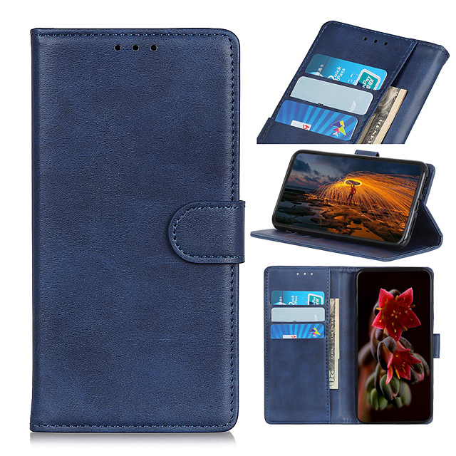 Case For Motorola P40 One Vision P40Power P40play ONEPRO ONE ZOOM P40 POWER One Action Ono Macro G8 PLAY ONE Hyper edge plus Card Holder Flip Magnetic Full Body Cases PU Leather TPU Vintage