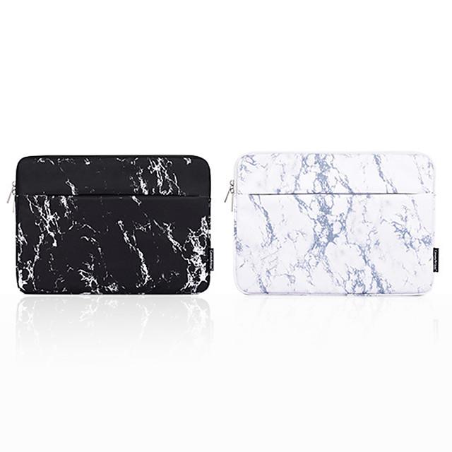 11.6 Inch Laptop / 12 Inch Laptop / 13.3 Inch Laptop Sleeve Polyester Marble / Printing Unisex Waterpoof Shock Proof