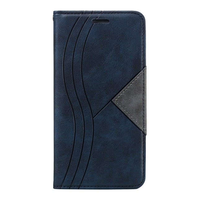 Case for Huawei Mate 20 20pro 20lite 30 30pro 30lite Card Holder Magnetic Full Body Cases Lines Waves PU Leather