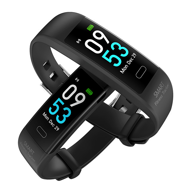 Men Women Smartwatch Android iOS Bluetooth Waterproof Touch Screen GPS Heart Rate Monitor Blood Pressure Measurement Timer Stopwatch Pedometer Call Reminder Activity Tracker