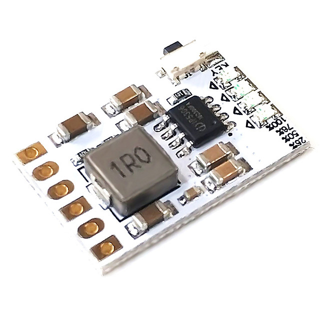 2A 5V Charging and Discharging Integrated Module Lithium Battery Boost Mobile Power Charging and Discharging Protecti