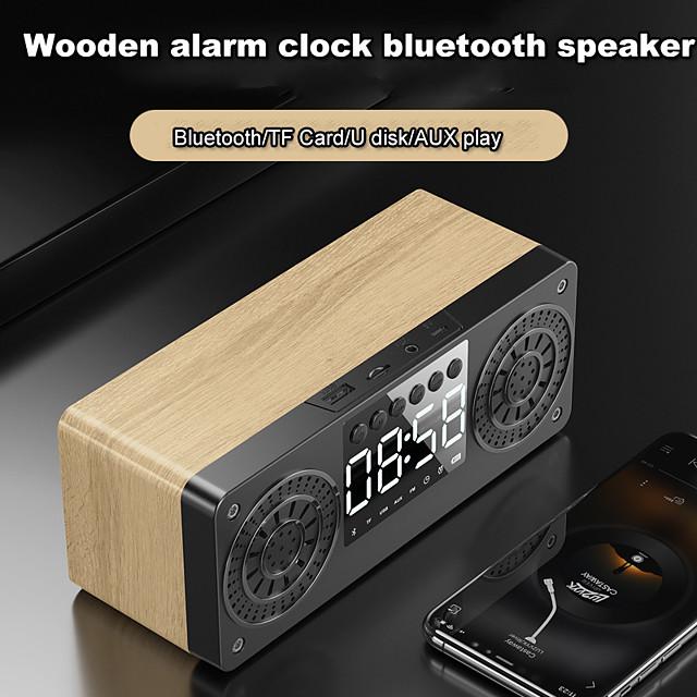 Portable Bluetooth Speaker Outdoor Loudspeaker Wireless Mini Speaker Stereo Music Surround Subwoofer Support FM Radio USB AUX TF