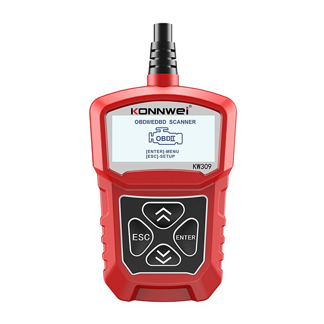 KONNWEI KW309 Universal Car Scanner Professional Automotive Code Reader Vehicle CAN Diagnostic Scan Tool