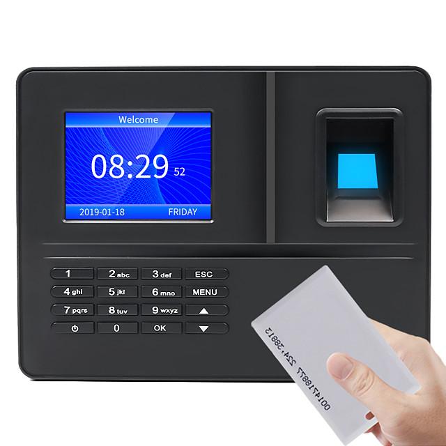 YK&SCAN F30 Attendance Machine Record the Query Fingerprint / Password / ID Card School / Hotel / Office