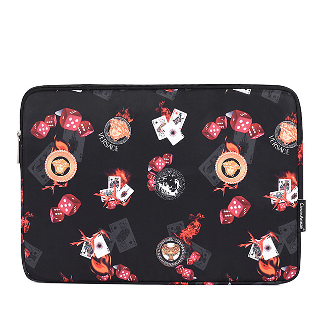 11.6 12 13.3 14.1 15.6 inch Universal Classic print Water-resistant shockproof Laptop Sleeve Case Bag for Macbook/Surface/Xiaomi/HP/Dell/Samsung/Sony Etc