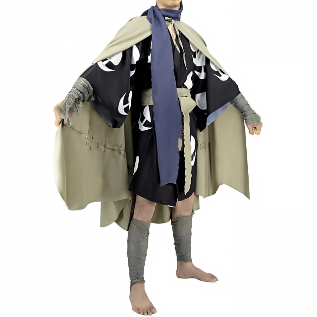 Inspired by Cosplay Cosplay Anime Cosplay Costumes Japanese Cosplay Suits Costume For Men's