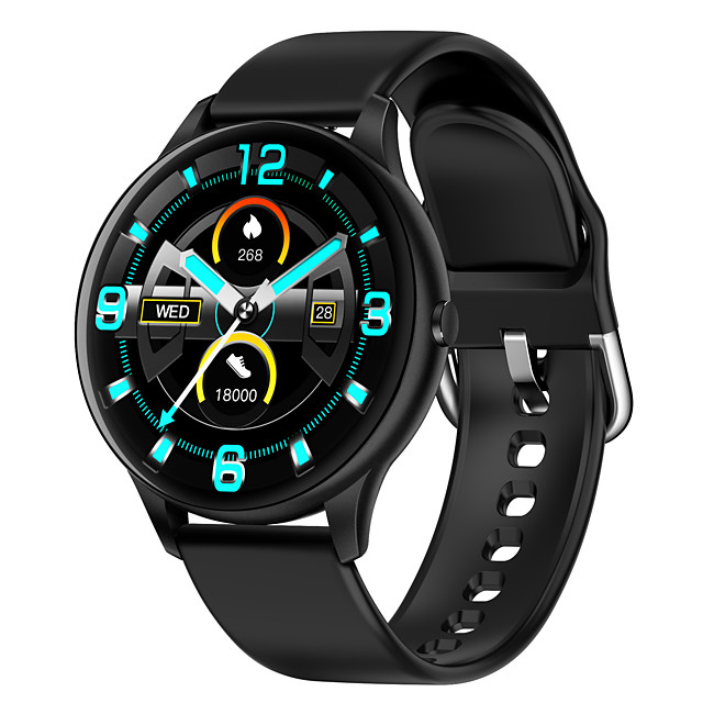 L21 Smart Watch  Waterproof Blood Pressure Thermometer Fitness Tracker 8 Sport Modes Women Bracelet Smartwatch For Android IOS