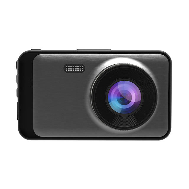 X31 Car Vehicle Multifunctional Supplies Classic Display 140 Degree Lens 1080p Full HD Car Dashcam with Rearview Camera