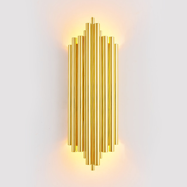 Post Modern Crystal Bedroom Bedside Wall Light Nordic Luxury Hallway   Decorate Painting Wall Lamp