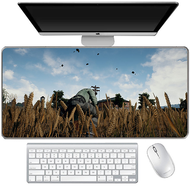 300*800*3 mm Gaming Mouse Pad Basic Mouse Pad Large Size Desk Mat Office Use Rubber Dest Mat