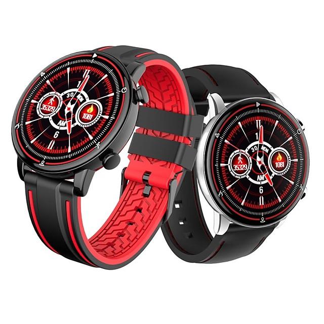 Bakeey Q83 Full Screen Touch Heart Rate Blood Pressure Monitor Brightness Adjustment IP68 Waterproof BT V5.0 Smart Watch