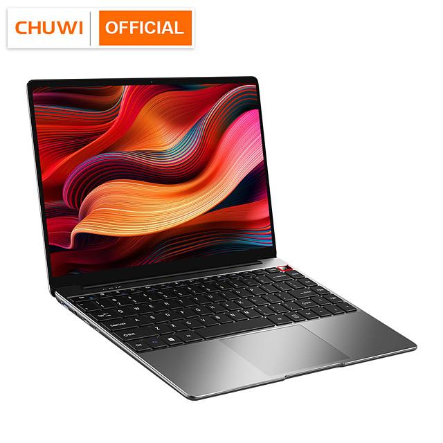CHUWI AeroBook Pro 13.3 1920*1080 IPS Screen Intel Core m3-8100Y 8GB RAM 256GB SSD Windows 10 Slim Laptop with Backlit Keyboard