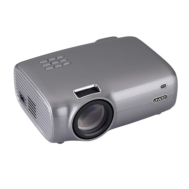 U43 Projector Compact 2600lm 1080P Full HD Compatible Home Projector Support Dropshipping