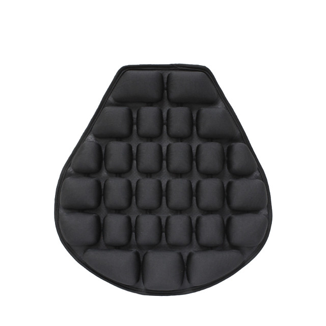 JFT 3D Anti Gravity Motorcycle Cushion Four Seasons General Air Permeable Haojue Electric Vehicle Cushion Sunscreen Inflatable Cushion