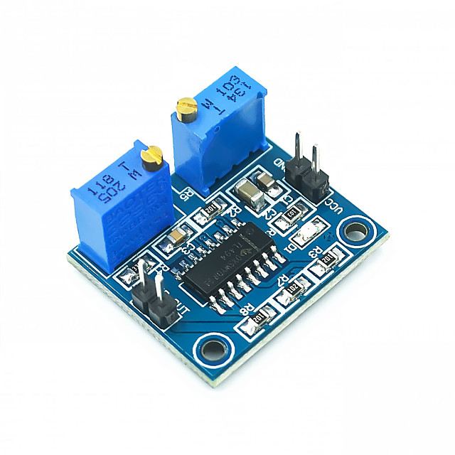 1 pces Tl494 Pwm Controlador Modulo Ajustavel 5v Frequencia 500-100khz 250ma