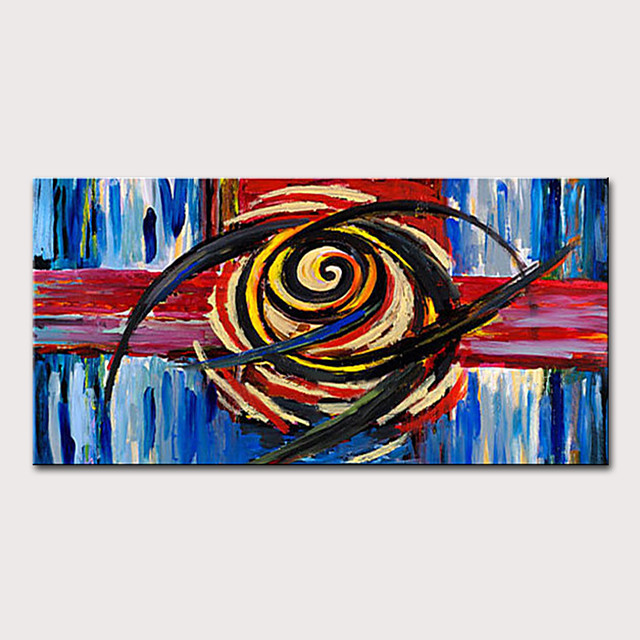 Mintura  Large Size Hand Painted Abstract Oil Paintings On Canvas Modern Pop Art Posters Wall Picture For Home Decoration No Framed Rolled Without Frame