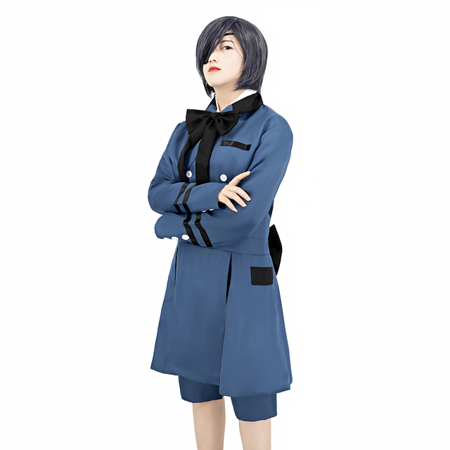 Inspired by Black Butler Ciel Phantomhive Anime Cosplay Costumes Japanese Cosplay Suits Costume For Women's