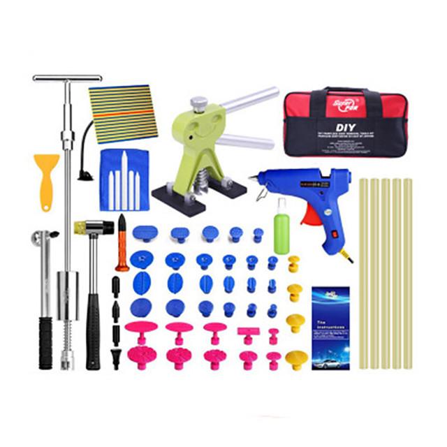 PDR-G-377 Car Dent Repair Tool Kit Hand Tool Car Kit Paintless Dent Repair Tool Hail Damage Car Body for Any Car Body Dent Repair