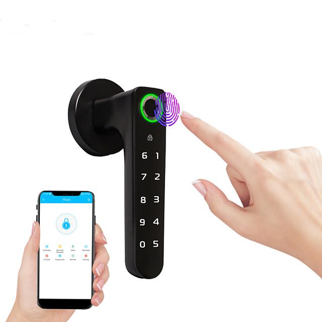 Zinc Alloy lock / Intelligent Lock / Card Lock Smart Home Security System RFID / Password unlocking / Mechanical key unlocking Household / Home / Home / Office Others / Wooden Door / Composite Door